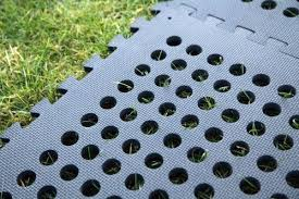 flooring tiles black 60 60cm cing adults garden