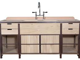 Kitchen 25 Amusing Free Standing Kitchen Sink Cabinet 74 In