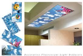 Kitchen Fluorescent Light Cover Ceiling Light Lens Replacement And Kitchen Fluorescent Covers For