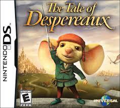 the tale of despereaux nintendo ds ign