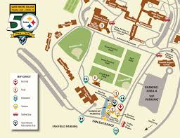 Fedex Route Map by Steelers Report To 2015 Training Camp On July 25