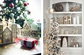 White Silver Christmas Decorations by Christmas Decorations Kate Sproston Design