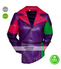 Mal Costume Descendants Mal Dove Cameron Jacket Costume