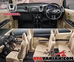 mobil honda mobilio kekurangan dan kelebihan mobil honda mobilio tipe e s rs
