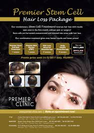 Stem Cells Hair Loss Hair Loss Treatment With Visible Result Kl Aesthetic