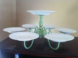 tiered cake stands best 25 dessert stand ideas on diy cupcake stand