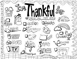 29 images of thanksgiving thankful list template infovia net