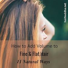 sollutions to dry limp hair how to add volume and thickness to fine hair 11 natural tips