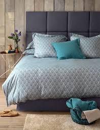 teal cotton bedding set secret linen store