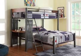 bedroom graceful bunk bed with desk study bunk desk futon