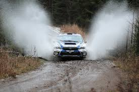 rally subaru subaru rally team canada takes home decisive tall pines win