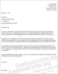 assistant account manager cover letter