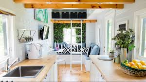 the unexpected health benefits of having a tiny house