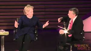 hillary struggles to list accomplishments at state youtube