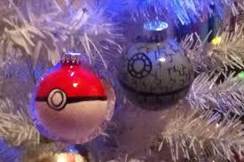 diy pokeball u0026 death star christmas ornaments youtube