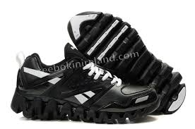 Jual Reebok Zigtech Original mens reebok zigtech leather shoes black white reebok uk610149