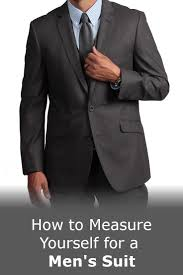 How To Measure A Sofa For A Slipcover by How To Measure Yourself For A Men U0027s Suit Overstock Com