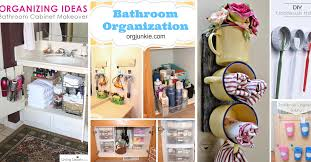 organizing bathroom ideas 40 simply marvelous bathroom organization ideas to get rid of all