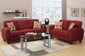 red sectional fabric sofa centerfieldbar com