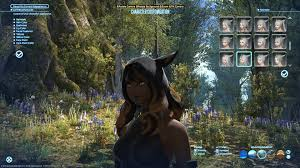 hair show in te show your miqo te page 583