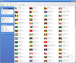List Of Flags List Of Country Flags Gallery