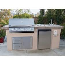 Prefab Outdoor Kitchen Grill Islands Bbq Islands Costco