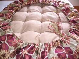 Papasan Ottoman Tips Chic Papasan Cushion For Papasan Accessories Ideas
