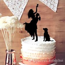2017 drunk bride u0026 groom silhouette wedding cake topper mr and