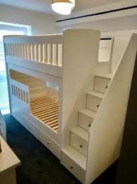 Bunk Bed Stairs With Drawers Bunk Beds