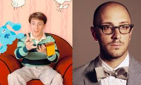 steve burns from u0027blue u0027s clues u0027 on his old show and new music