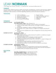 Security Guard Resume Template For Free Sample Security Guard Resume Template