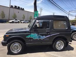 suzuki mini truck japanese mini truck 1991 suzuki jimny samurai 4x4 intercoolerturbo