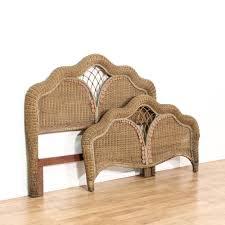 100 rattan queen headboard bedroom pier one headboard wood