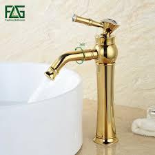 golden color faucet promotion shop for promotional golden color