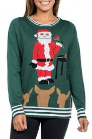 women u0027s ugly christmas sweaters tipsy elves