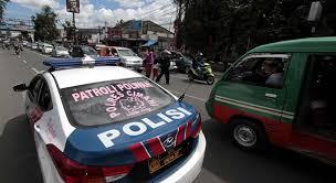 polwan cimahi berpatroli mobil kitty nasional tempo