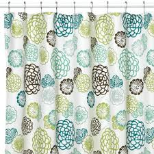 Cloth Shower Curtains It U0027s Curtains For You Shower Making It Lovely Appartement