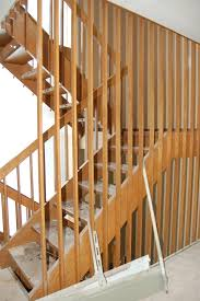 Modern Stair Banister Prefinished Stair Handrail Design Home Design By Larizza
