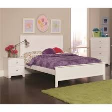 3 Piece White Bedroom Set White Bedroom Sets Cymax Stores