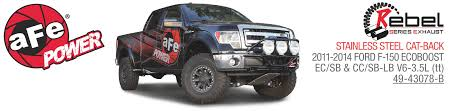 Ford F150 Truck Hats - ford f 150 ecoboost afe power