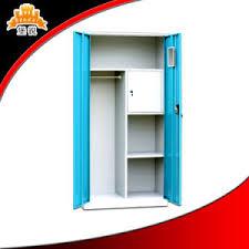 china new design 2 door dressing steel cupboard with great price