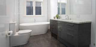 Custom Made Bathroom Vanity The Custom Balwyn Bathroom Vanity With Timber Grain And Stone