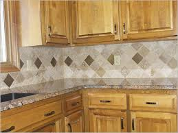 Mosaic Tile Ideas For Kitchen Backsplashes Kitchen Rhombus Mosaic Tiles Kitchen Backsplash With Pine