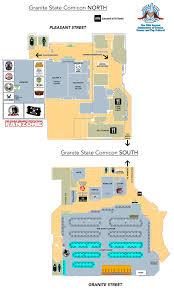 floor plan website venue granite state comic con