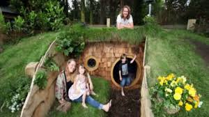 Hobbit Homes For Sale by Shipping Container Hobbit House Youtube