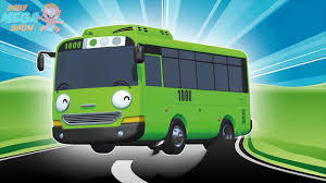 tayo the little bus coloring page for kid youtube