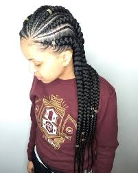 big cornrows the latest trending cornrow hairstyles causing a big buzz in town