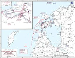 Europe Map Ww1 Operation Albion Wikipedia