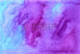 purple and pink watercolor effect vector background royalty free