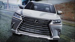 lexus lx 570 indonesia lexus lx570 2016 for gta san andreas